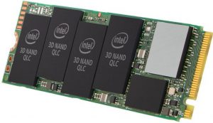 Intel Produces Over 10 Million QLC Solid State Drives