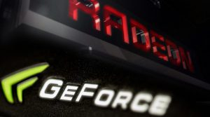 AMD has squeezed Nvidia in the market of discrete graphics cards