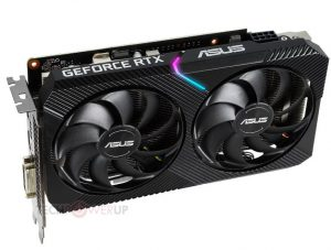 ASUS introduced the graphics card GeForce RTX 2060 DUAL Mini